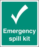 Emergency Spill Kit - 250x300mm - SAV 26030H