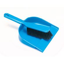 Plastic Dustpan and Brush Set BR0101