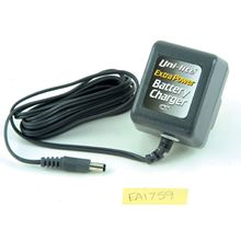 Uni-Lite 240v Charger For Use With EA1758 EA1759