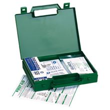 First Aid Kit For One Person In Plastic Box FA3501