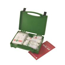 Essentials HSE 1 person first Aid kit in keele box FA3792