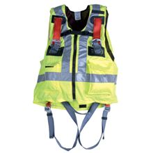 Full Body Harness with Hi-Viz Jacket FP5406