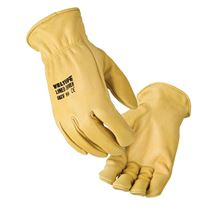 VELTUFF® 'Trucker' Fleece-Lined Hide Gloves GL2916