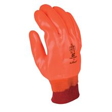 Winter Hi-Glow - Foam Insulated Knitwrist Gloves GL6524