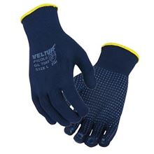 VELTUFF® 'Picolo' Nylon Gloves with Dotted Grips GL7085