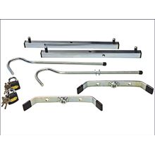 Roof Rack Ladder Clamps - per pair including padlocks HG3006