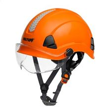 VELTUFF yard helmet with visor VC20 HP0021