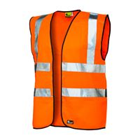 VELTUFF® 'Two-Band' Hi-Vis Vest HV2194