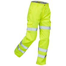 VELTUFF® 'STANMORE' Hi-Vis Cargo Trousers VC20 HV2205
