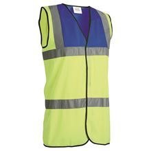 'Two-Tone Identification' Hi-Vis Vest HV5555