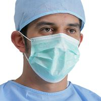 Medical Protection Mask, Type 2R, 3ply, Loop Fastening CV19 PP9920