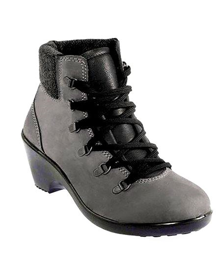 4733faa3046 LAVORO 'Geena' Ladies Nubuck Safety Boot S3 SRC ESD