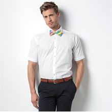 Slim fit Business Shirt s/s SH0082