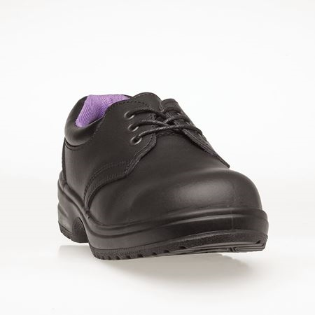 VELTUFF® 'Candace' Ladies Lace-Up Safety Shoe S1P SRC VF9598