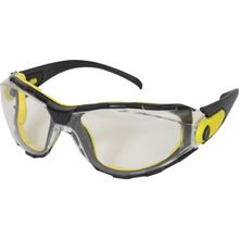 Sulu Clear Safety Glasses VP0855