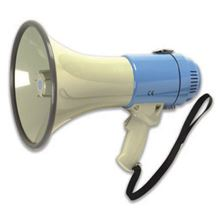 Battery Operated Loud Hailer WE0479