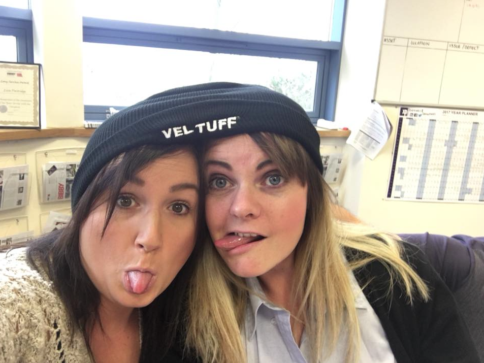 Our Veltuff Beanie Competition has a winner!